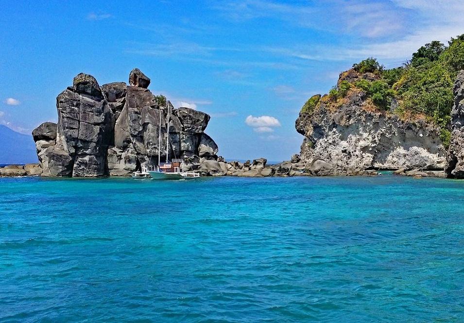 vacanze al mare Apo Islanda Negros Filippine