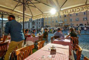 piazza navona roma ristorante