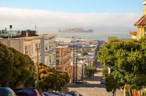 estate a san francisco view alcatraz