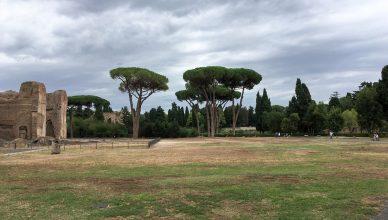 Lazio Terme di Caracalla