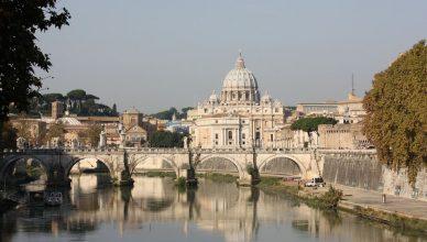 Città del Vaticano San Pietro cupola Roma