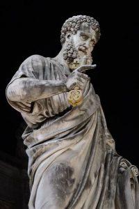 San Pietro Basilica Città del Vaticano Roma