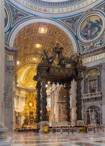 Basilica San Pietro Roma Città del Vaticano