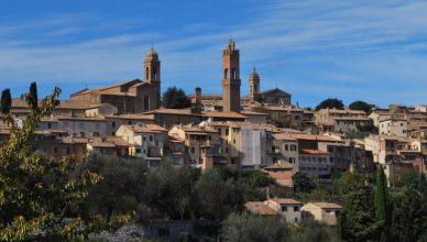 Crete Senesi: Montalcino