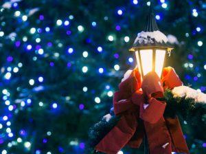 Natale luci Bolzano mercatino di Natale
