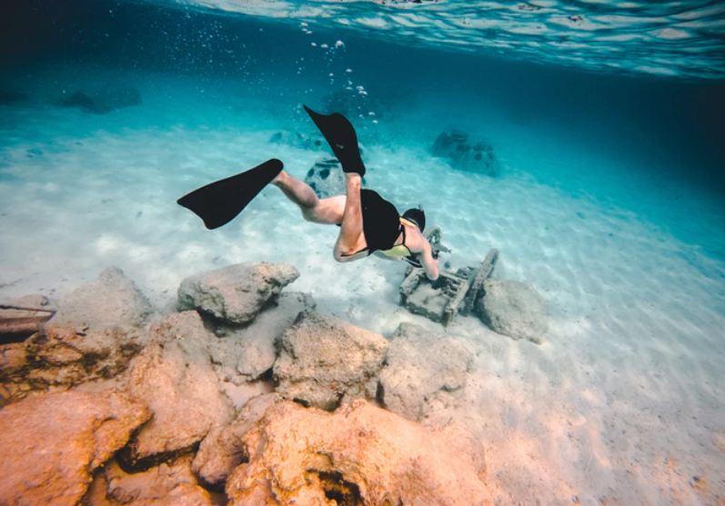 vacanze alle Bahamas quando andare immersioni