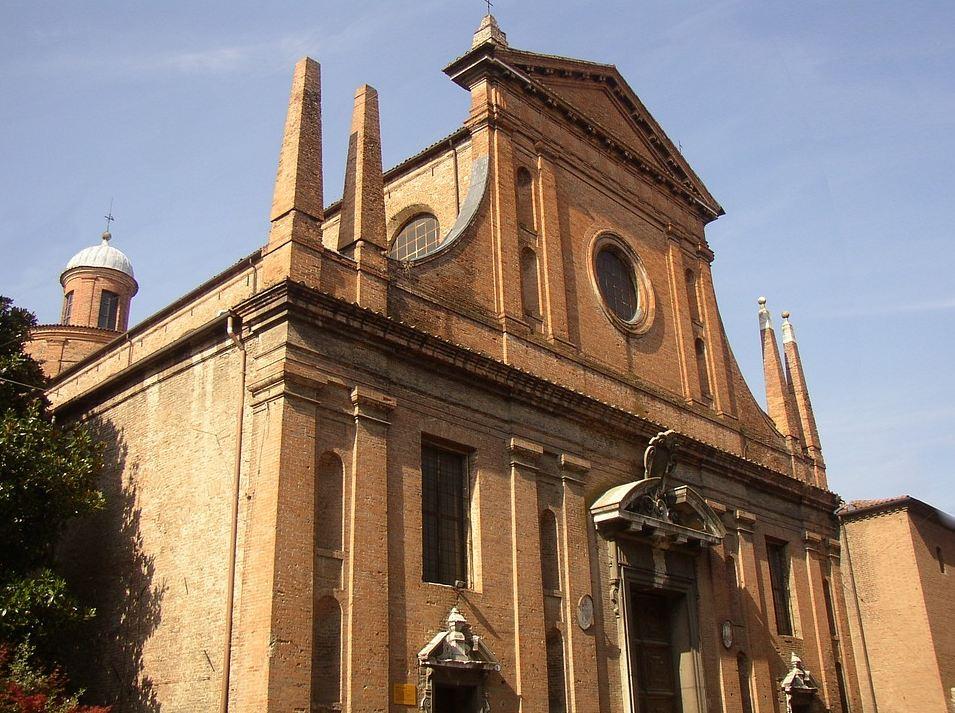 Ferrara chiesa San Paolo