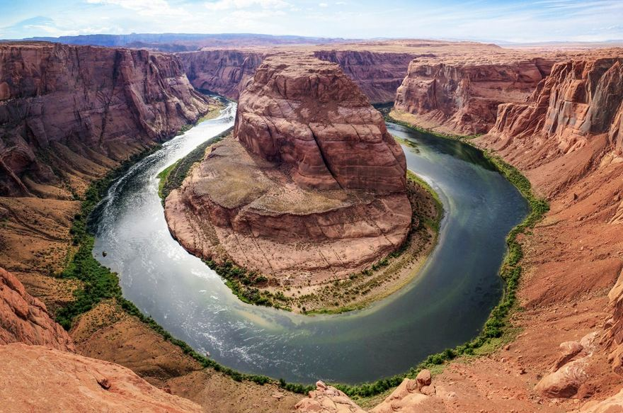 Horseshoe Bend Page Arizona United States