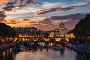 Roma Ponte Umberto