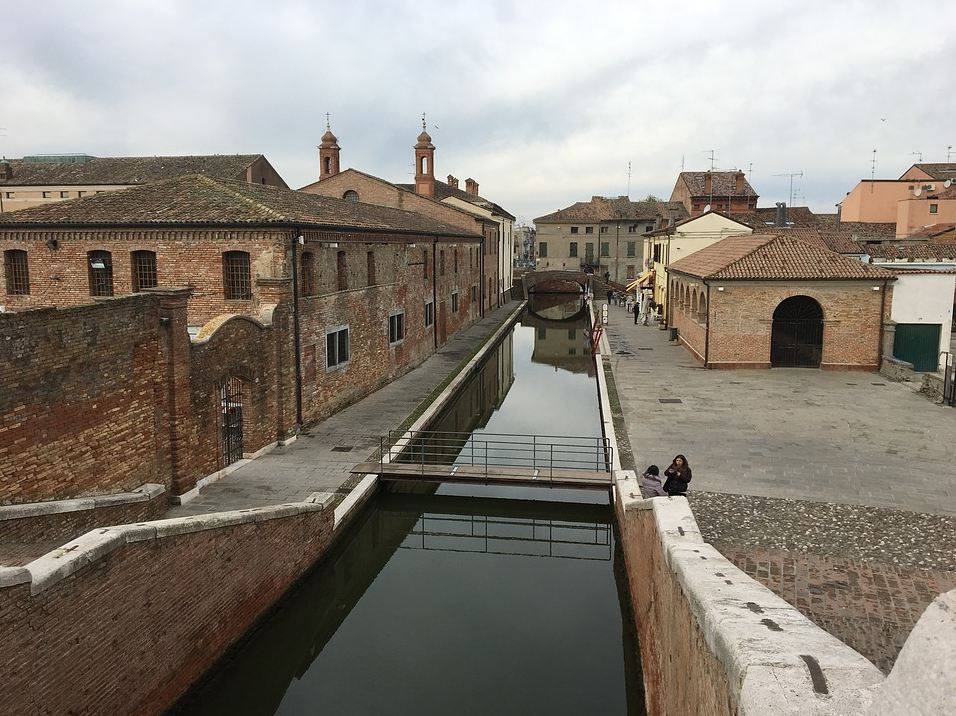 Ferrara cosa vedere Canale Comacchio