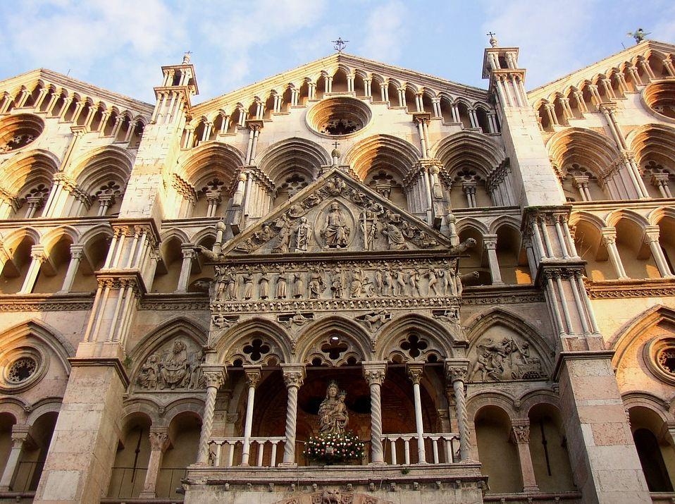Ferrara cosa vedere Cattedrale
