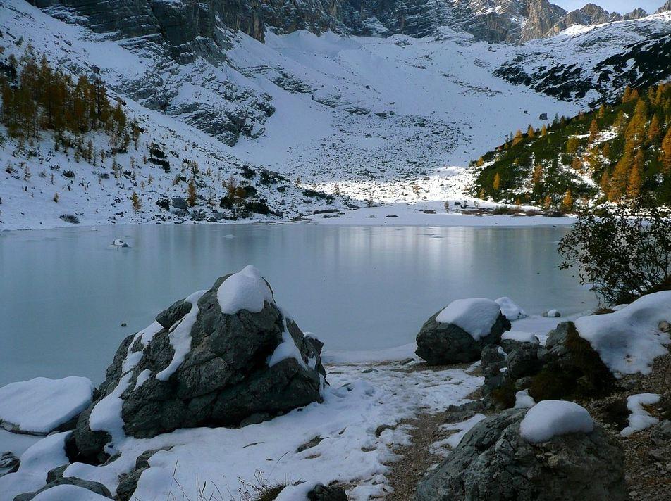 lago Sorapiss Cortina