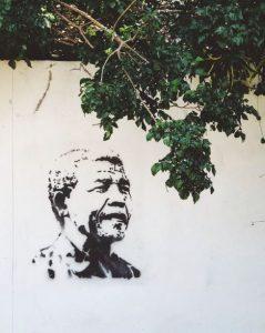 Nelson Mandela Sudafrica
