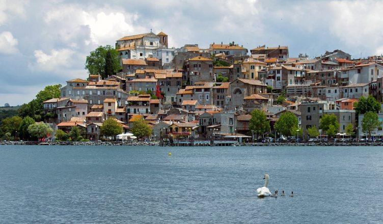 Lago di Bracciano Roma