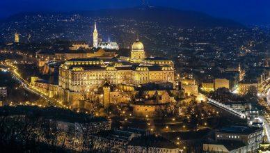 dove andare a Natale spendendo poco Budapest