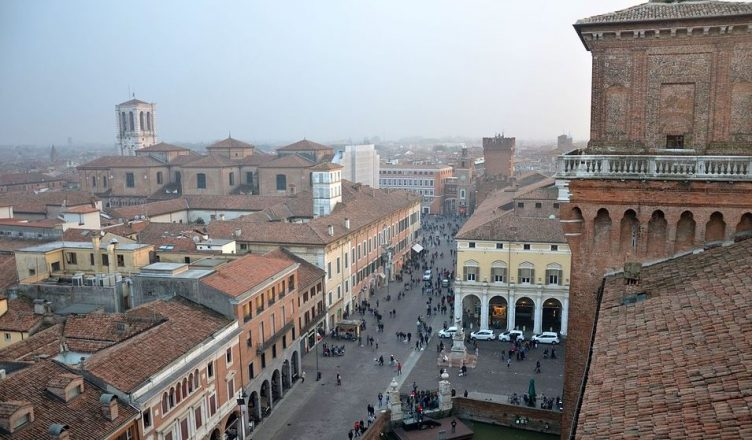 Ferrara: cosa vedere - Emilia Romagna Italia