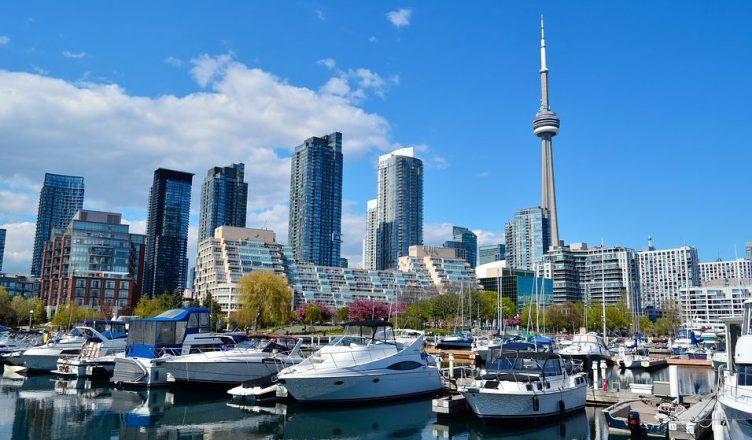 Toronto Ontario vacanze in Canada