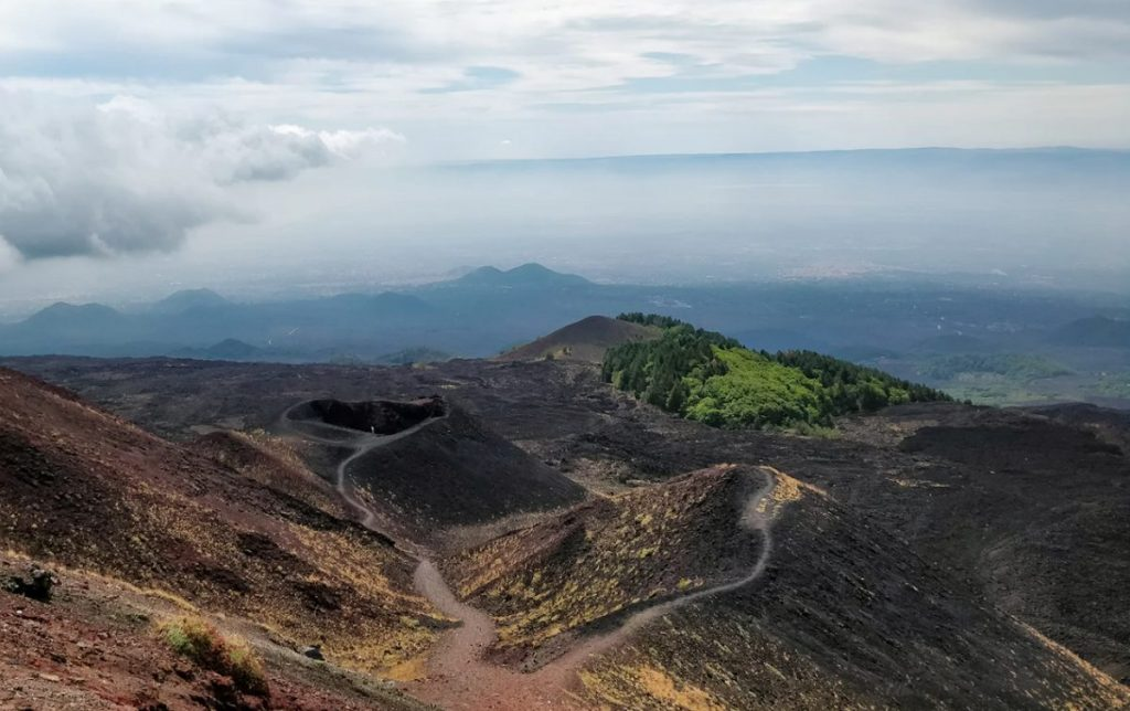 Etna-landscape