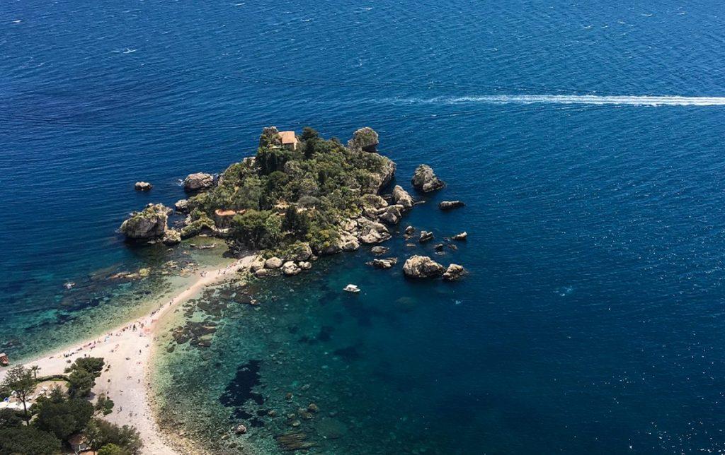 Taormina-mare
